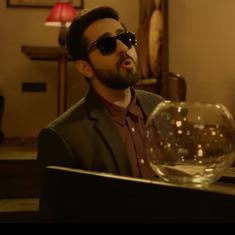 Watch: From Dev Anand to Shah Rukh Khan, everyone performs the 'Andhadhun' theme