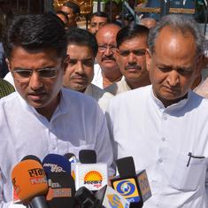 In Rajasthan, Congress is in a tricky spot with Pilot, Gehlot loyalists queuing up for tickets