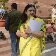 Law ministry endorses proposal to remove time limit on reporting child sexual abuse: Maneka Gandhi