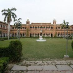 Aligarh Muslim University revokes suspension of two Kashmiri students