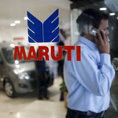 Overdependence on sales to Uber and Ola may have hurt Maruti Suzuki's profits