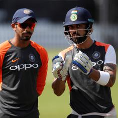 Kohli's suggestion to rest pacers ahead of World Cup is a good idea but is it too idealistic?