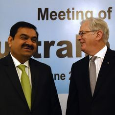 Adani has scaled down its Australia coal mining project, but it could still face hurdles
