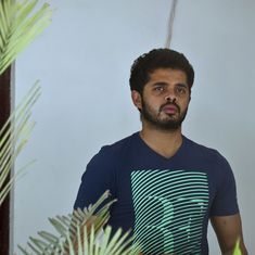 SC says Sreesanth's conduct during IPL spot-fixing episode 'not good', player alleges police threat