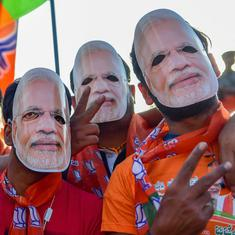 Pro-BJP pages account for 70% of ad spending made public by Facebook, analysis shows