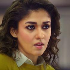 DMK suspends Radha Ravi for his sexist comments about actor Nayanthara