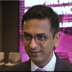 'The artist is entitled to the fullest liberty...to critique': DY Chandrachud on free expression