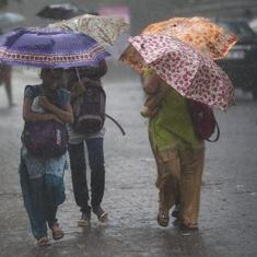 Southwest monsoon to be near normal, says weather department
