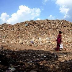 In a slum near Mumbai's Deonar dumping ground, life is a constant health battle