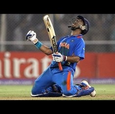 Thank You, Yuvraj for making Indian cricket believe that it could reach for the stars