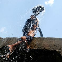 As temperatures soar, India reels under second-longest heatwave spell ever recorded