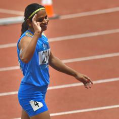 Dutee Chand, a trailblazer: From challenging gender norms to being India's 1st openly LGBTQ athlete
