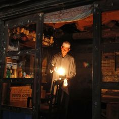 Why is India unable to provide 24x7 electricity despite building more power stations?