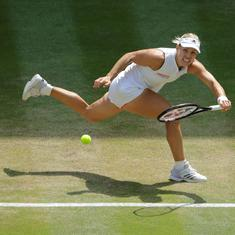 Tennis: Barty on a roll in Birmingham, Kerber books Mallorca semi-final berth with win over Garcia