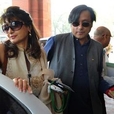 Wooing Sunanda Pushkar, and getting to the truth behind her near-fatal 'accident' in Mumbai