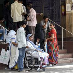 OPDs remain closed in state-run hospitals in West Bengal and Telangana in protest against NMC Bill