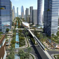 Within five years, Andhra Pradesh capital Amaravati has gone from a promised utopia to 'ghost town'