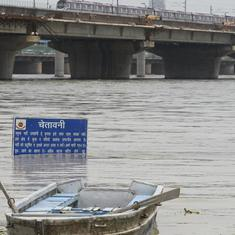 Delhi: Yamuna continues to flow above danger mark, water level expected to rise even more