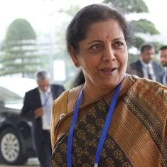 No jobs will be lost because of bank mergers, says Nirmala Sitharaman