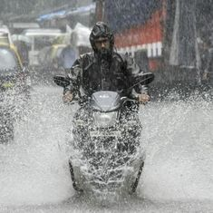 No sign of monsoon retreating, says Met department; red alert issued in Mumbai and Thane tomorrow