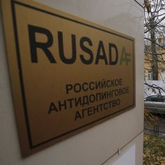 'This is a tragedy': Russia anti-doping chief says no chance of winning appeal against four-year ban