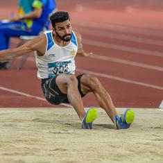 Athletics: After a troubled year, triple jumper Arpinder Singh aims to soar higher