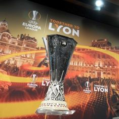 Europa League draw: Manchester United take on Club Brugge in round of 32, Arsenal face Olympiacos