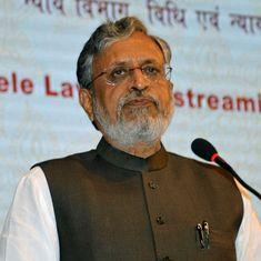 'Person coining slogans making utterances,' BJP hits out at Prashant Kishor's seat-sharing formula