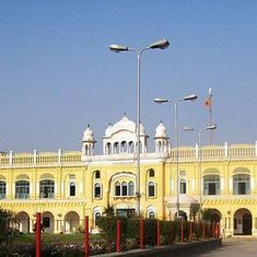 Nankana Sahib gurdwara not vandalised, claims Pakistan, says shrine is 'untouched and undamaged'