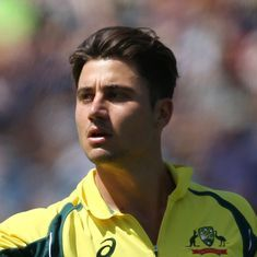 Cricket: Marcus Stoinis fined for abusing Kane Richardson with homophobic slur during BBL