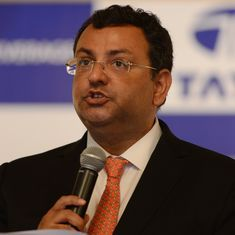 Cyrus Mistry says he is not interested in returning to Tata Group